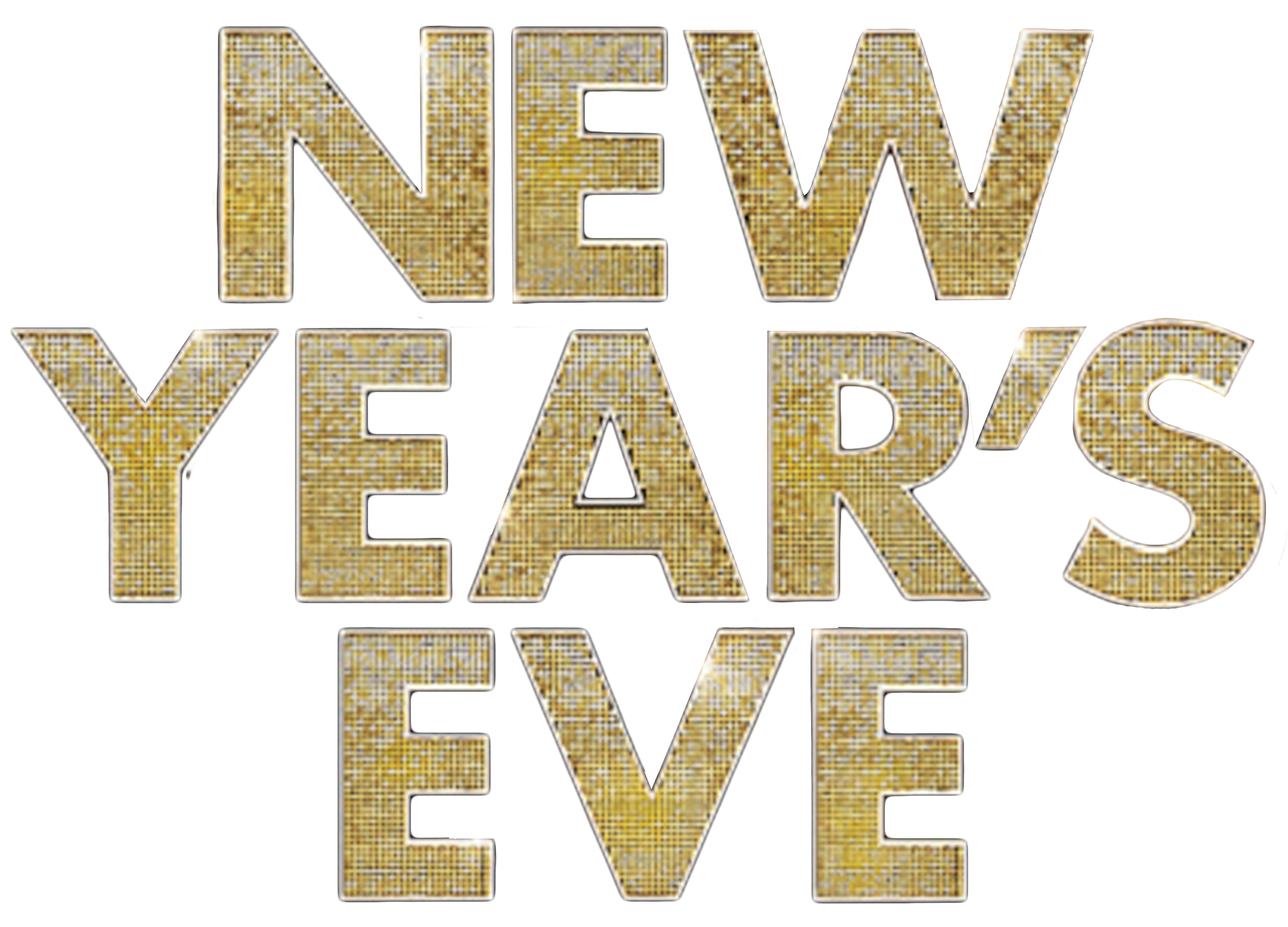 File:New years eve logo.png - What Year Is It PNG