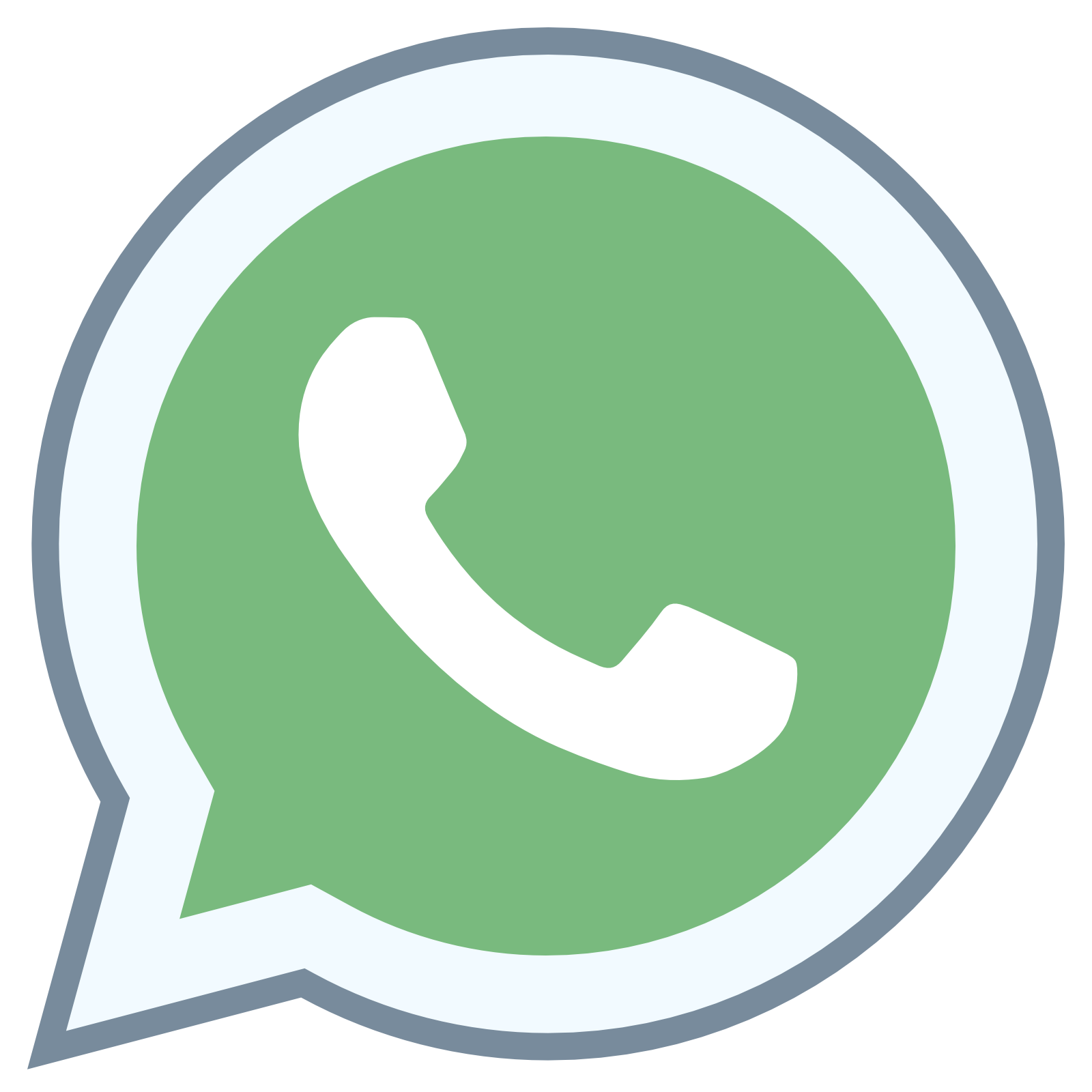 Whatsapp HD PNG - 96231