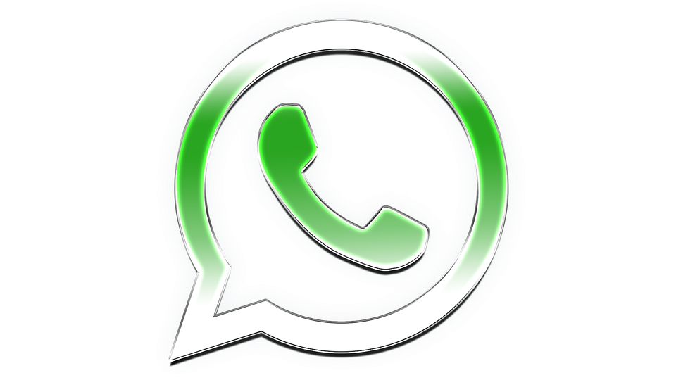 Whatsapp, Icon, Transparent,