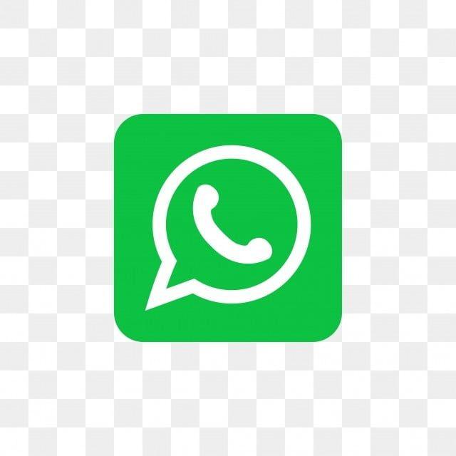 Whatsapp Logo PNG - 175538