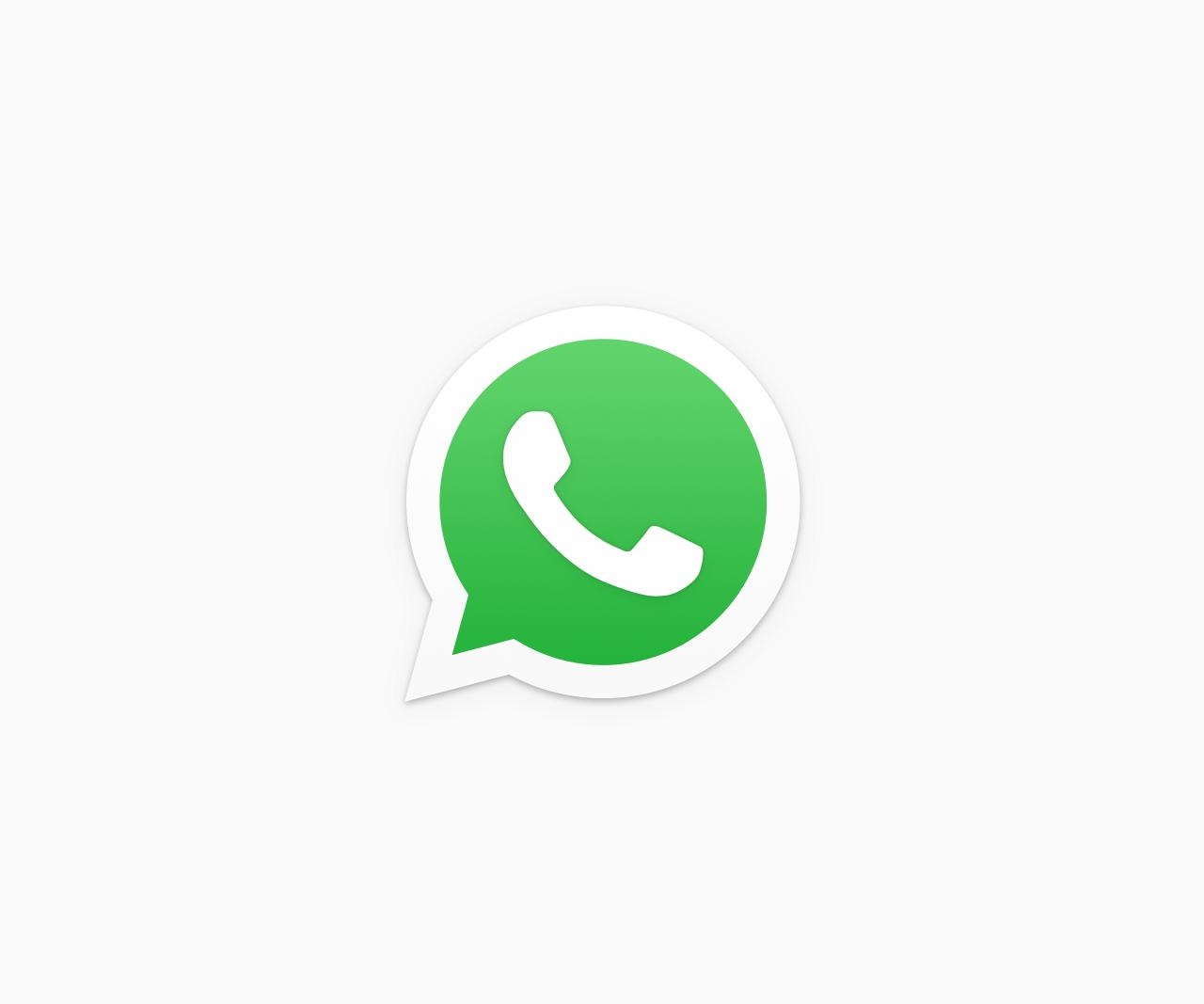 Whatsapp Logo PNG - 175552