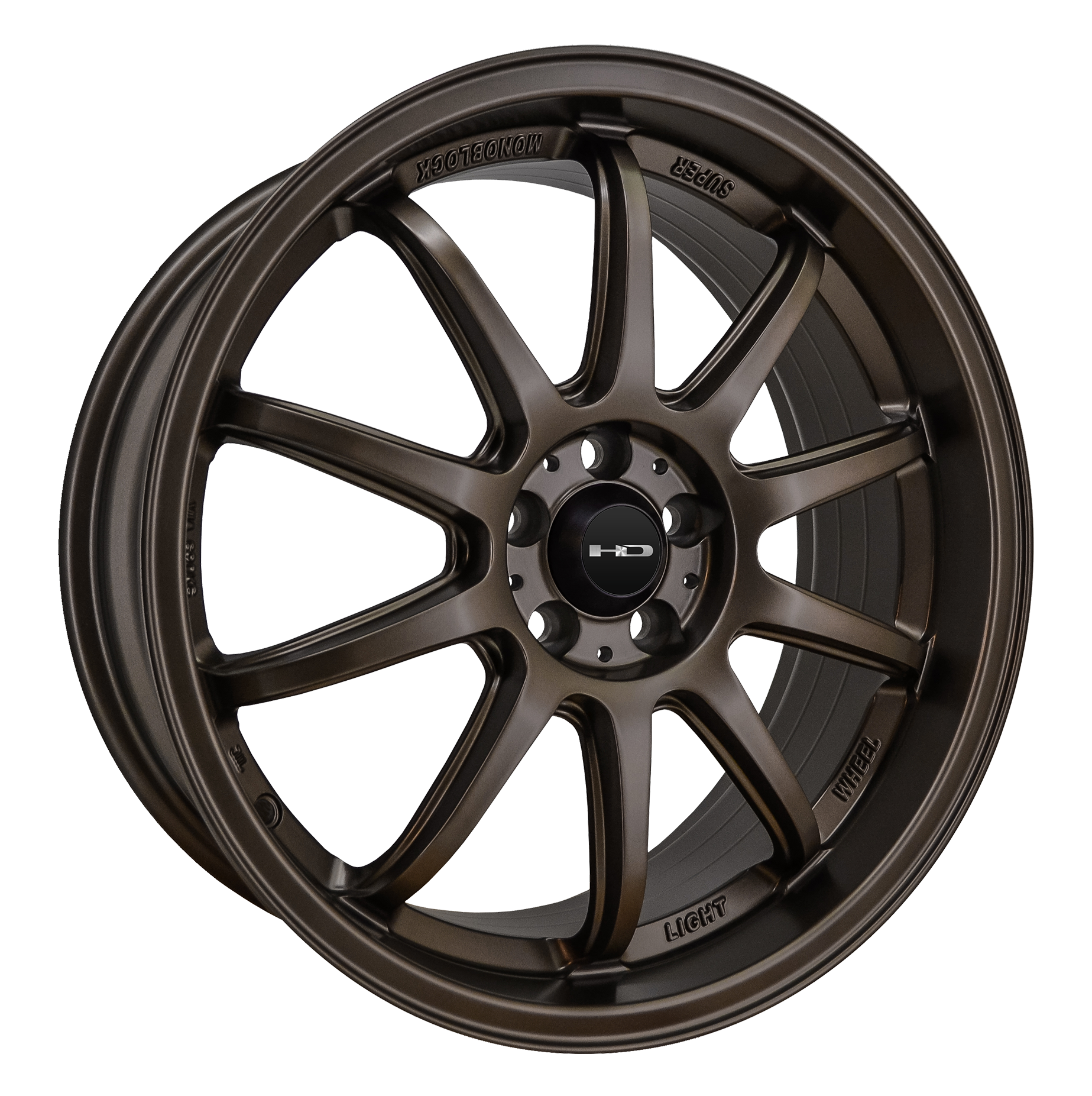 HD Wheels - Clutch; HD Wheels Clutch Satin Bronze PlusPng.com  - Wheel HD PNG