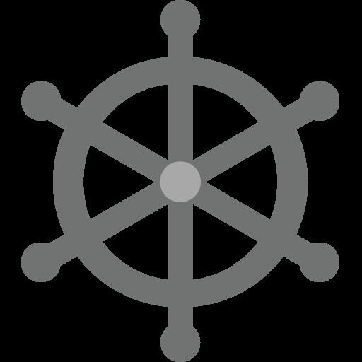 Wheel Of Dharma HD PNG - 116690