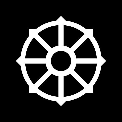 Wheel Of Dharma HD PNG - 116684