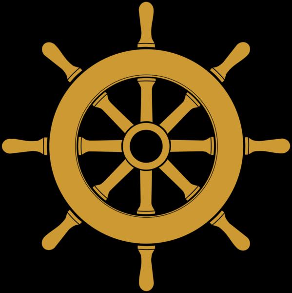 Wheel Of Dharma HD PNG - 116680
