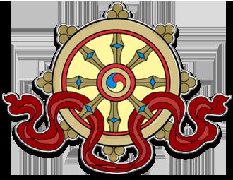 Wheel Of Dharma HD PNG - 116679