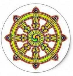 Wheel Of Dharma PNG - 15112