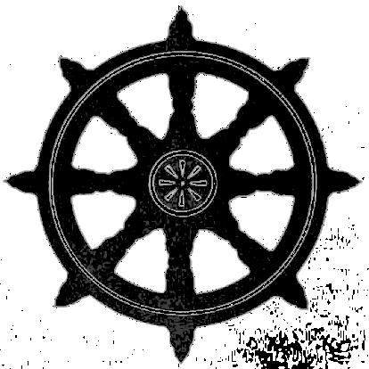 Wheel Of Dharma PNG - 15110