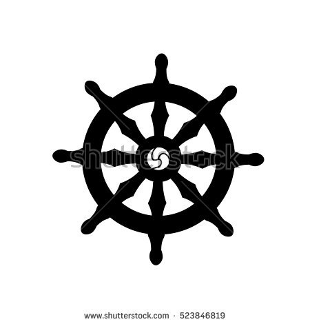 Wheel Of Dharma PNG - 15103