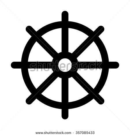 Wheel Of Dharma PNG - 15099