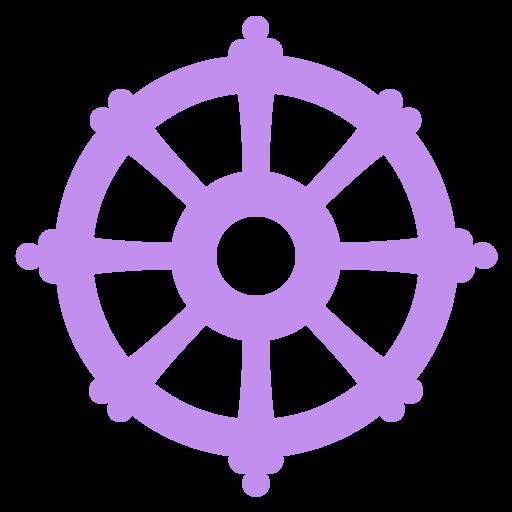 Wheel Of Dharma PNG - 15105