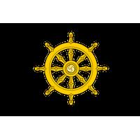 Wheel Of Dharma PNG - 15109