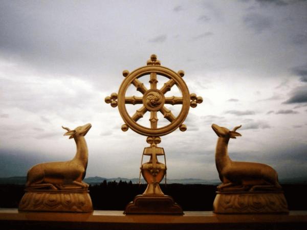 Wheel Of Dharma PNG - 15111