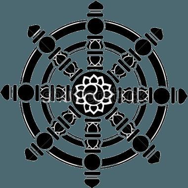 Wheel Of Dharma PNG - 15096