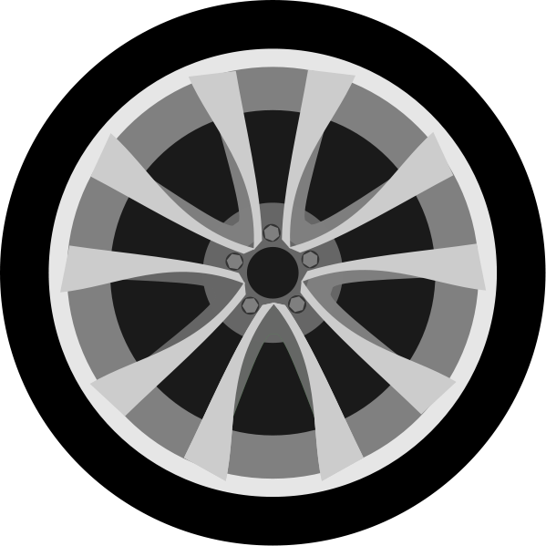 Wheel Rim PNG - 12253