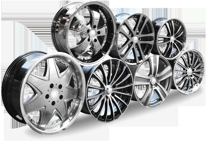 Wheel Rim PNG - 12260