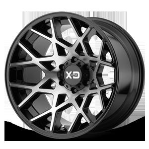 XD825 Buck 25 XD831 PlusPng.com  - Wheel Rim PNG