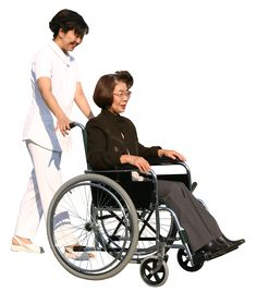 Wheelchair Elderly PNG - 64119