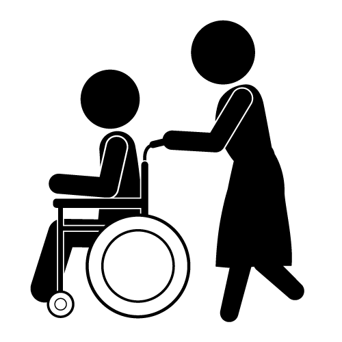 Wheelchair Elderly PNG - 64113