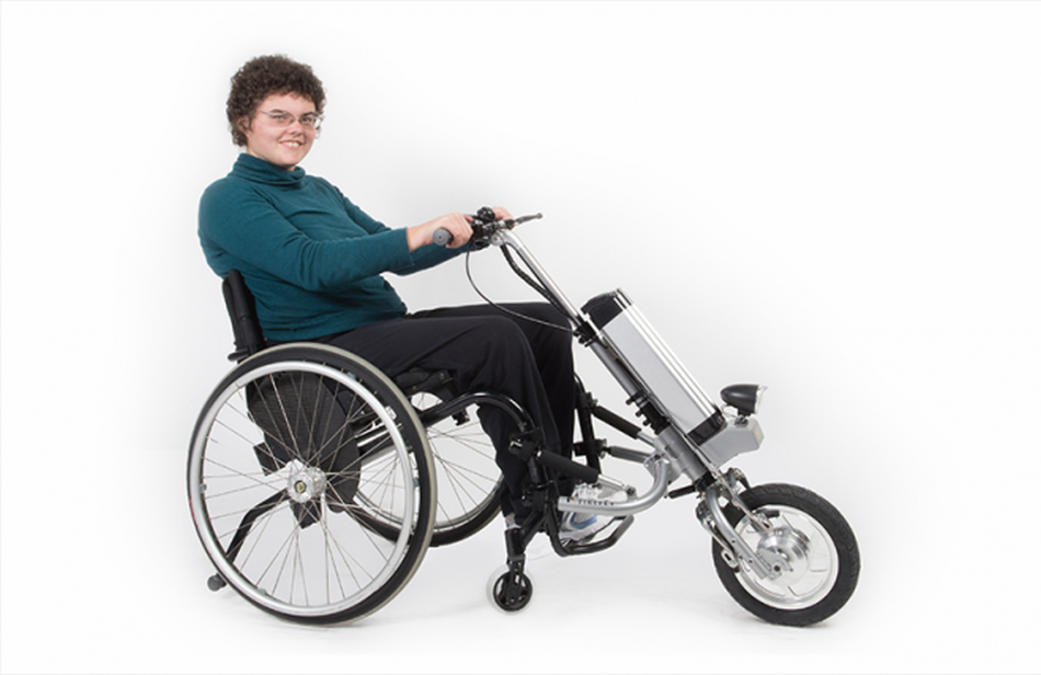 Rio Firefly Handcycle - Wheelchair Elderly PNG