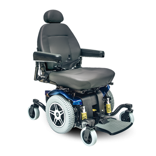 Jazzy 614 HD - Wheelchair HD PNG
