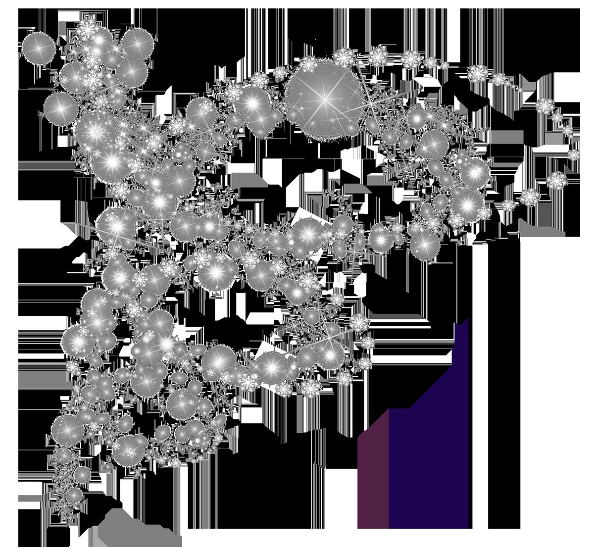 Snowflakes PNG - 6126