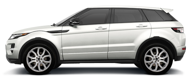 White Suv PNG - 57818