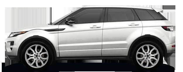 SUV - White Suv PNG