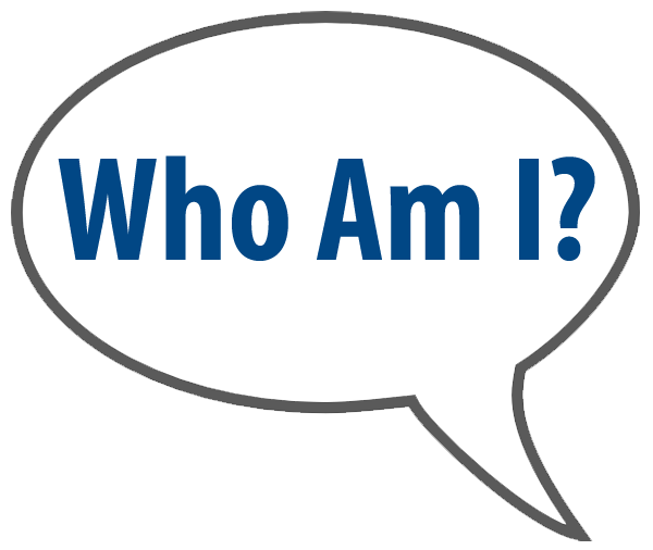 Who Am I PNG - 53709
