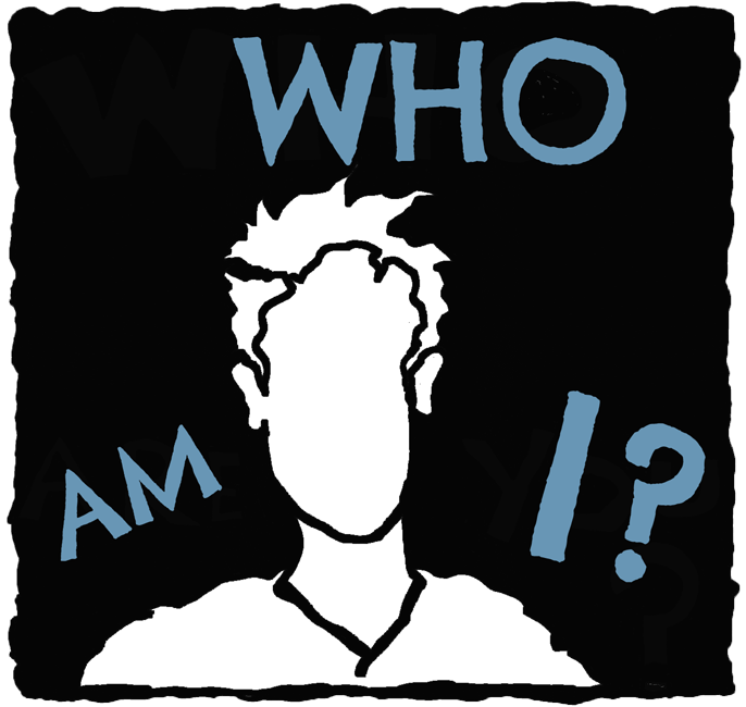 Who Am I PNG - 53715