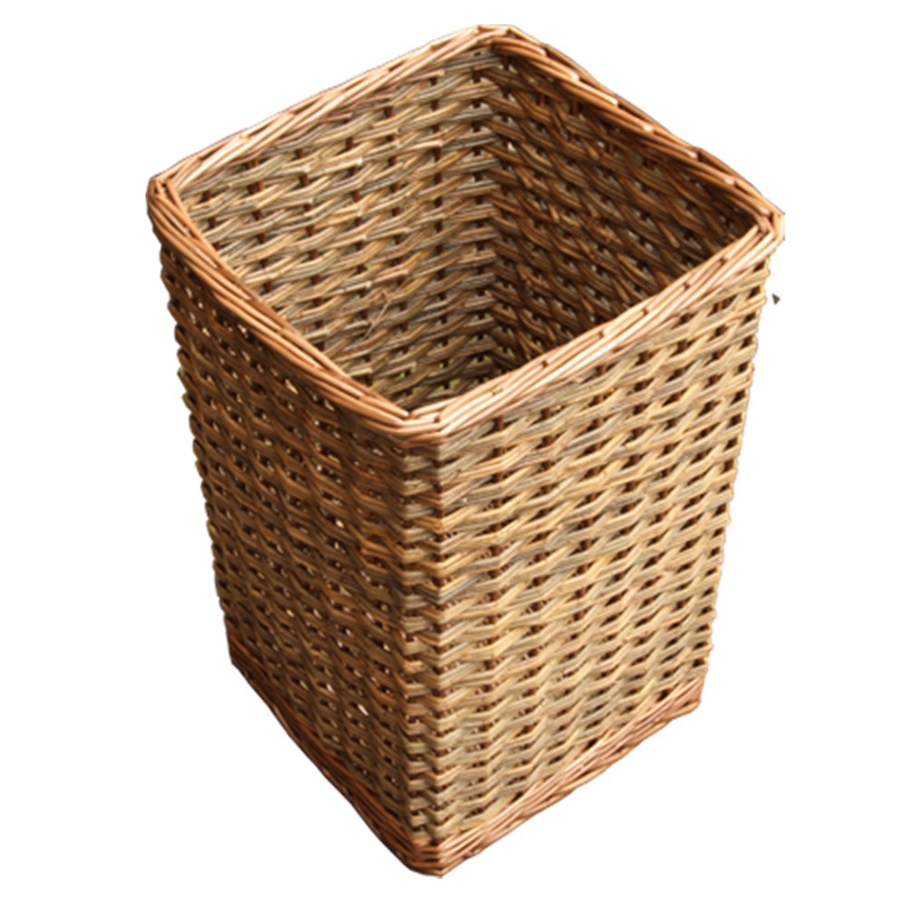 Wicker Basket PNG-PlusPNG.com-1000 - Wicker Basket PNG