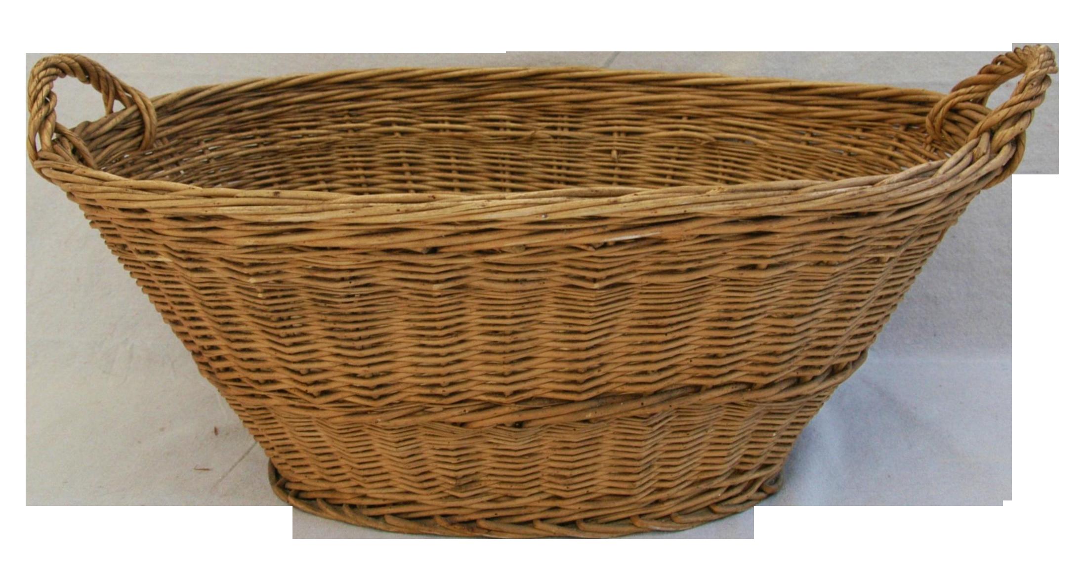 Wicker Basket PNG - 53678