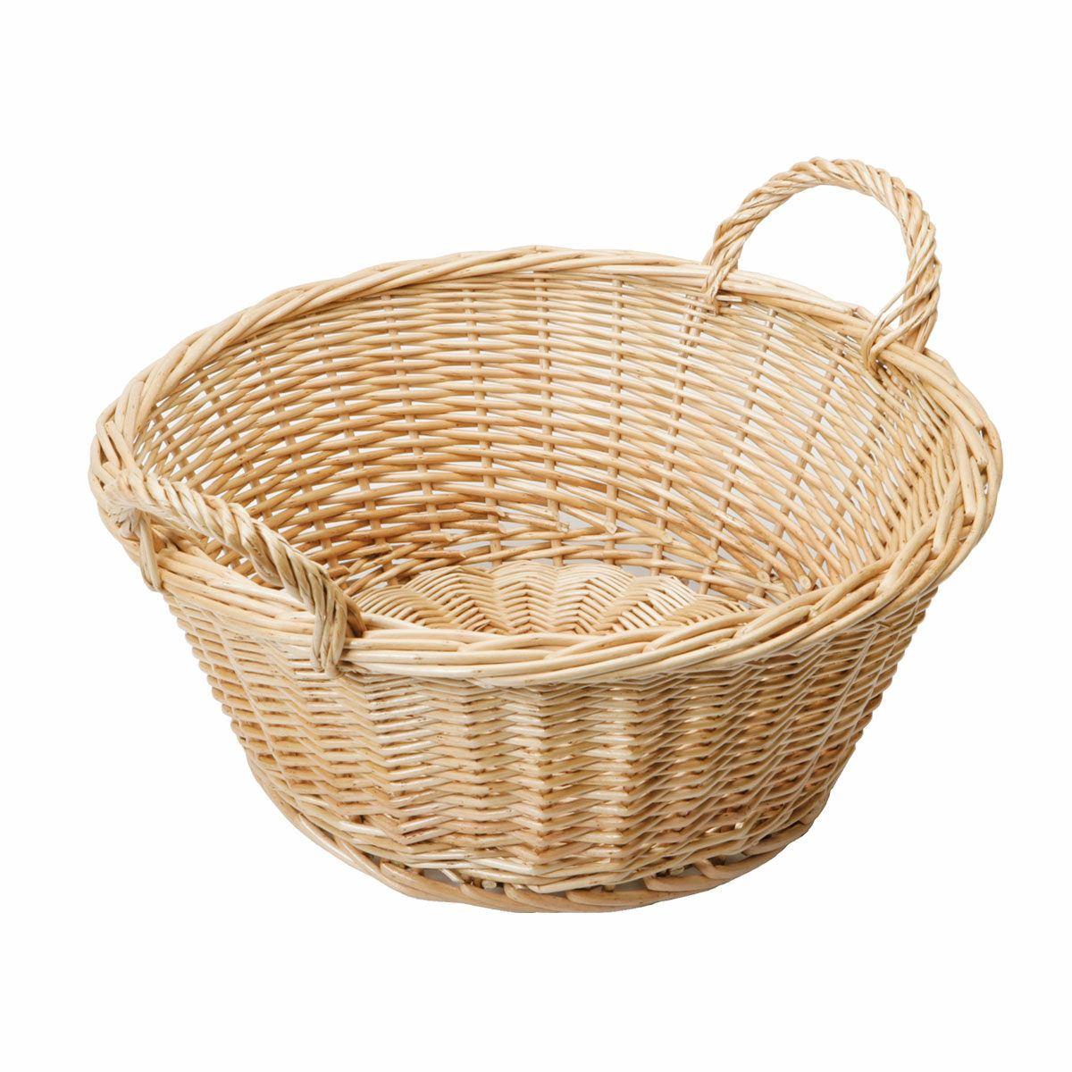 Wicker Basket PNG - 53668