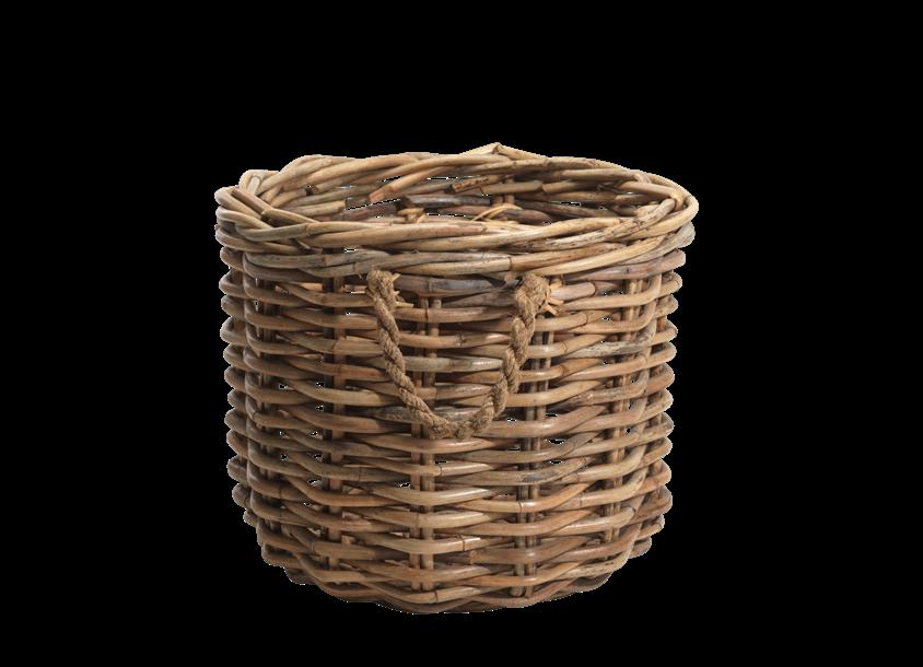 Wicker Basket PNG - 53675