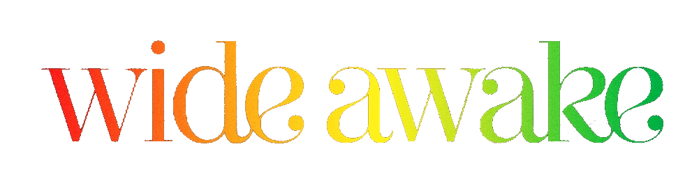 Logo Wide Awake PNG by danperrybluepink PlusPng.com  - Wide Awake In Bed PNG