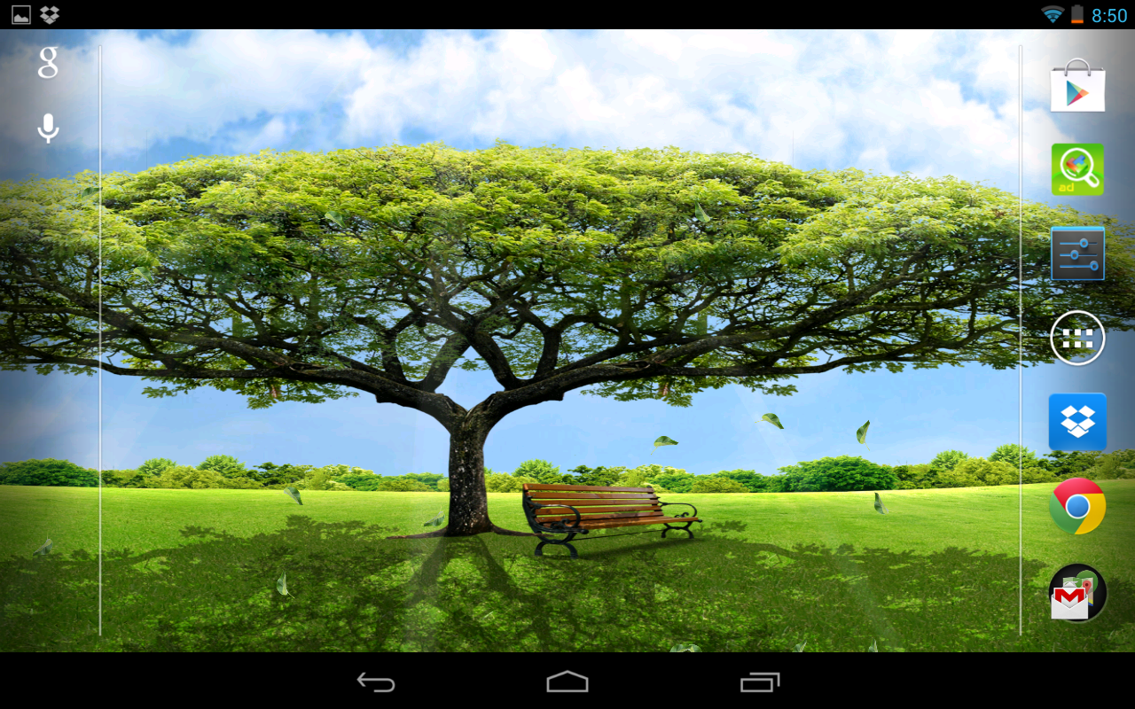 Wide Tree PNG - 55248