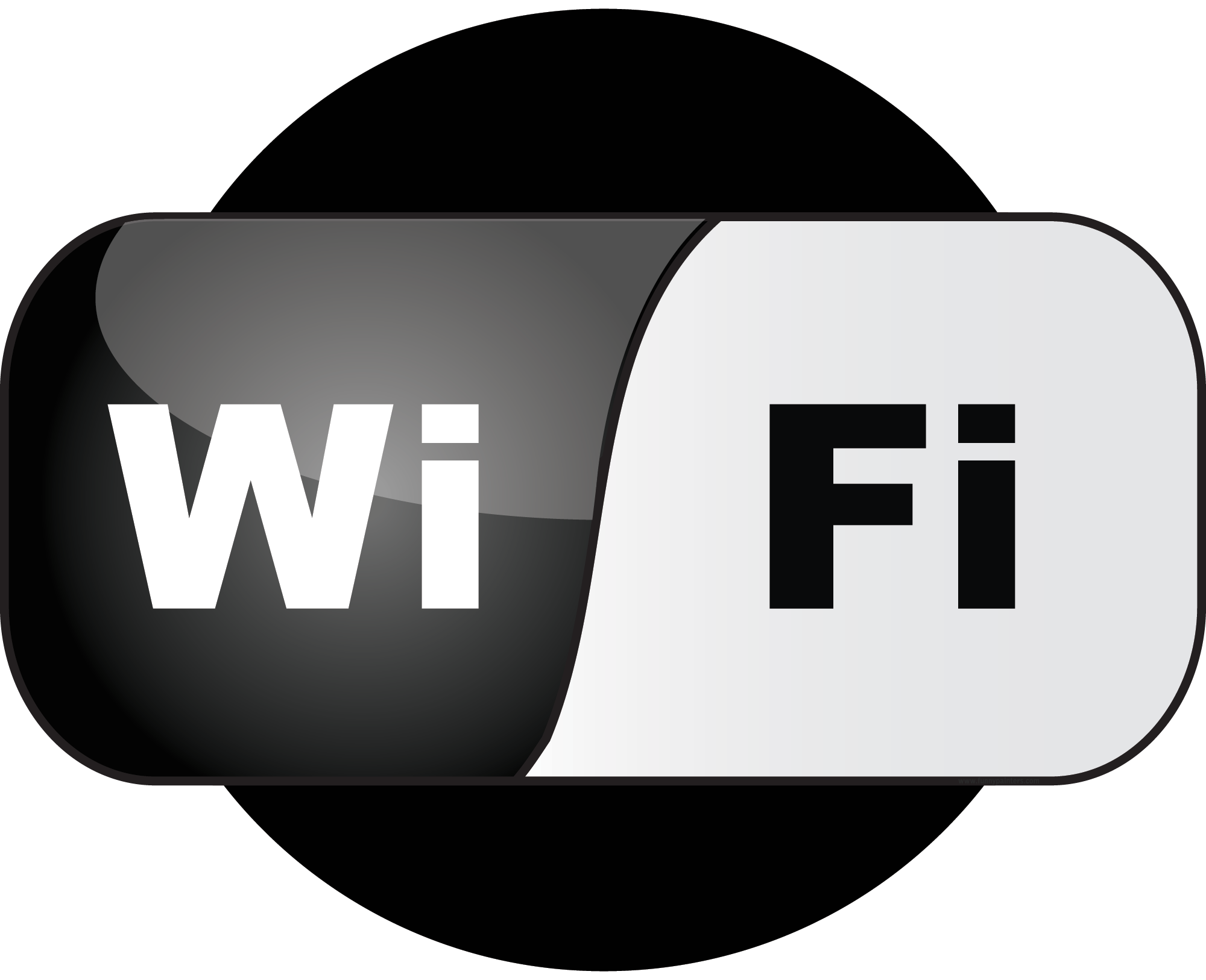 Wifi HD PNG - 91006