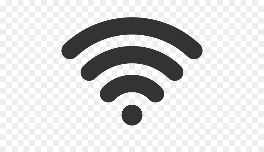 Wifi PNG Black And White - 162397