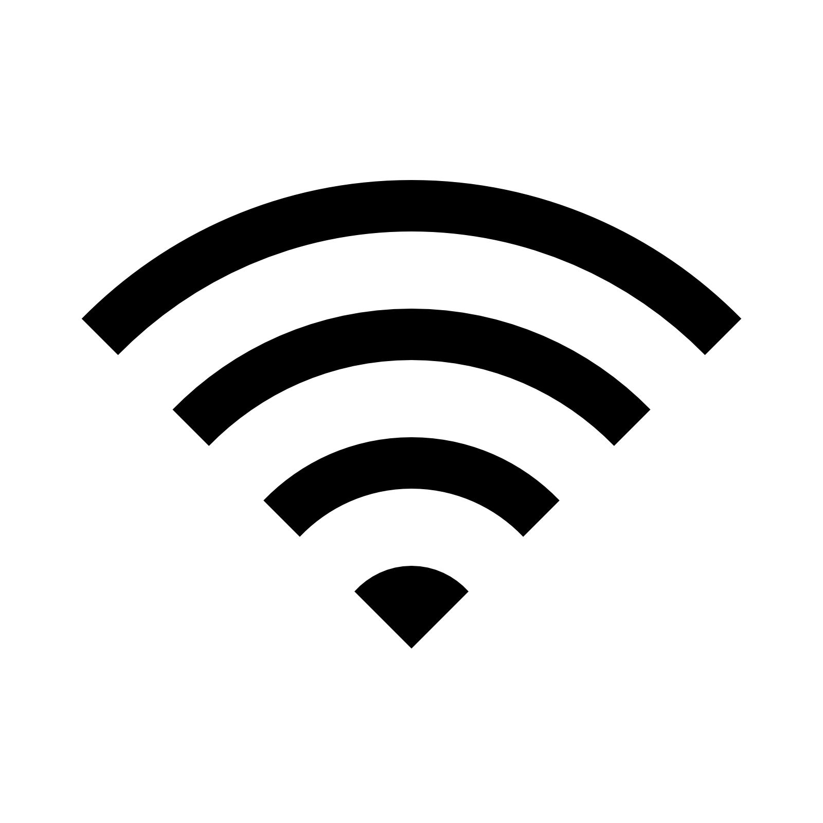 Wi-Fi icon - Wifi PNG