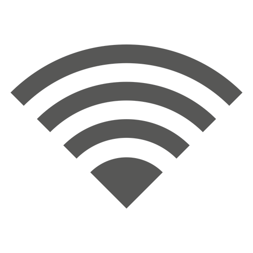 Wifi logo sign - Wifi PNG