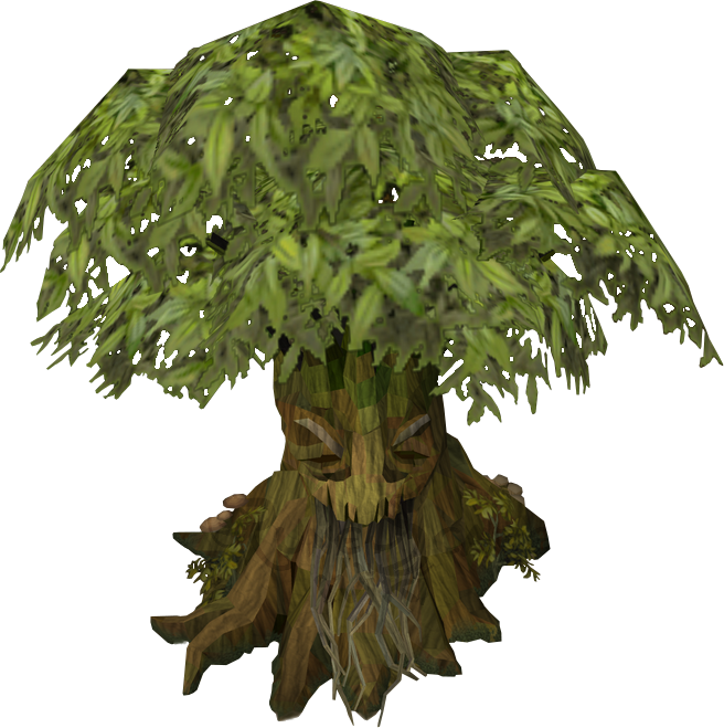 Spirit tree.png - Willow Tree PNG HD