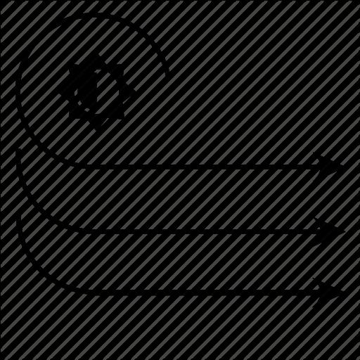 Wind Arrows PNG - 167152