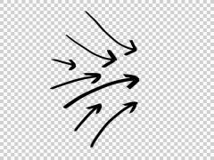 Arrow 12 animated illustratio