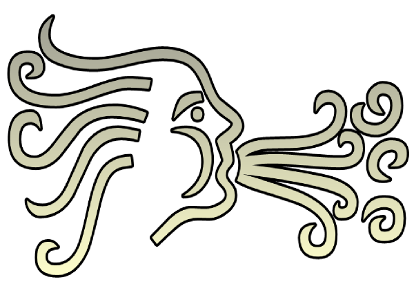 PNG: small · medium · large - Wind Blowing PNG HD