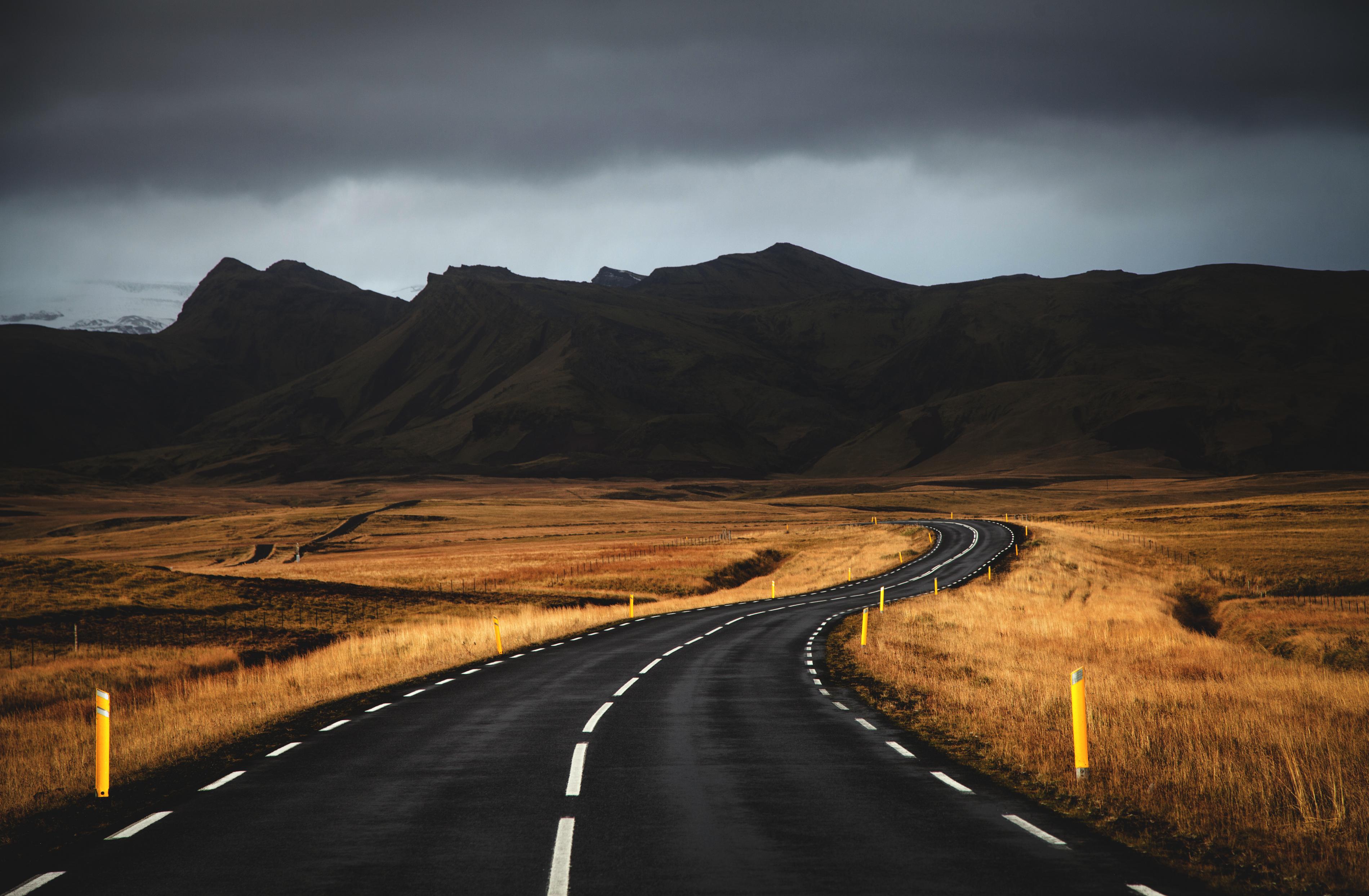 Winding Road PNG HD - 137039