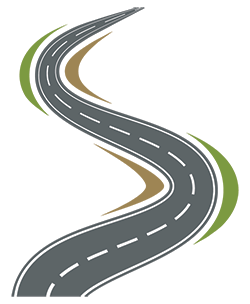 WEALTH MANAGEMENT NAVIGATOR: - Winding Road PNG HD