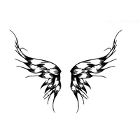 Wings Tattoos Png Picture PNG Image - Wings Tattoos PNG