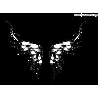 Wings Tattoos PNG - 4607