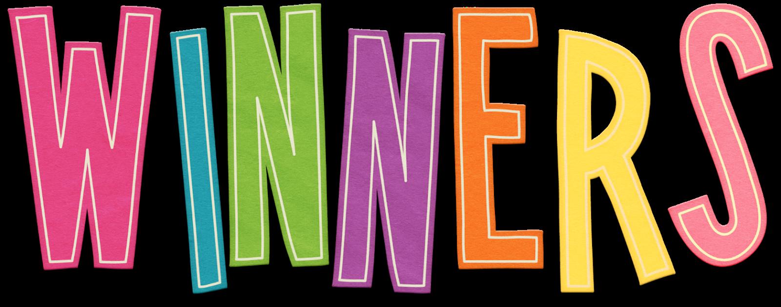 Congratulations winner png - photo#25 - Winner PNG