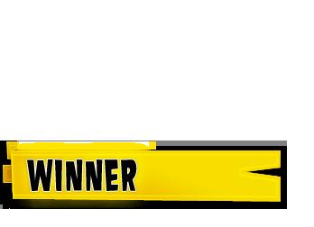 Winner PNG - 14503